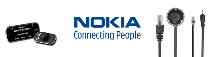 This is a image of the Nokia Carkit range with their logo please click on it for more information