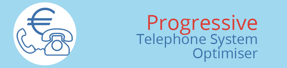 Progressive Telephone System Optimiser